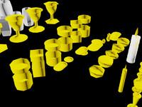 Pots Pans Cups