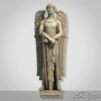 Statue V12 Angel Guardian