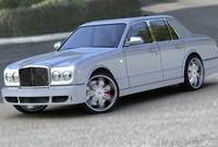 bentley arnage max