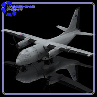 spartan aircraft transport 3d 3ds