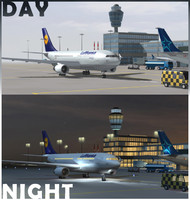 max airport collections night day