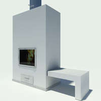 3d fireplace functional