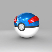 Great Ball (pokeball)