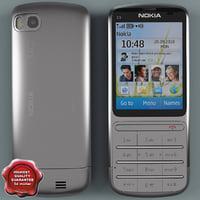 Nokia C3-01 grey
