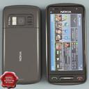 Nokia c6-01 3D models