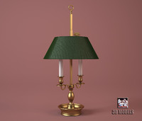 3d model of vaughan lamp