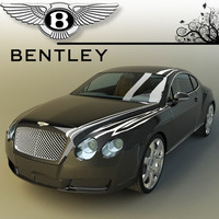 bentley continental gt max