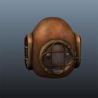 maya deep sea helmet