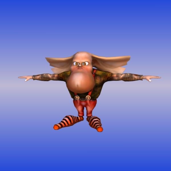litle gnome