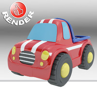 Toy Car Cabrio Jeep