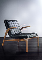 minotti pasmore loungechair 3d model
