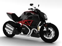 Ducati Diavel 2011