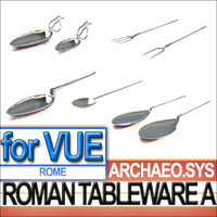 Ancient Roman Tableware A