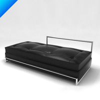 Eileen Gray Day Bed (leather)
