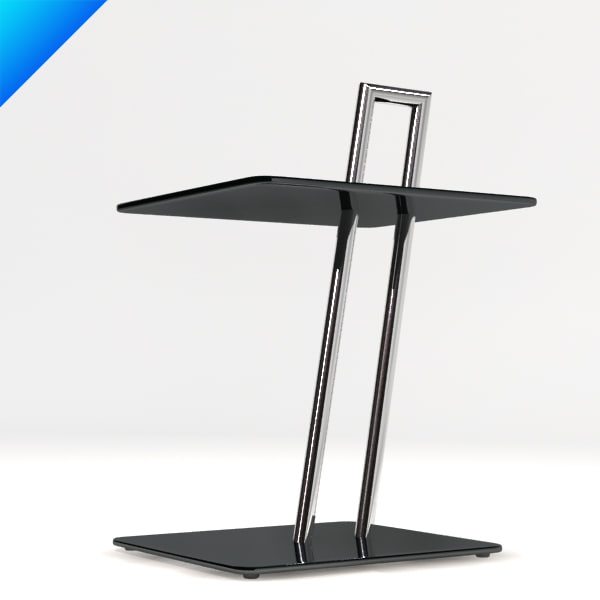 table eileen gray model eileen gray rectangular occasional table. Black Bedroom Furniture Sets. Home Design Ideas