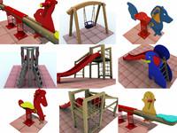 playground climbing slide max