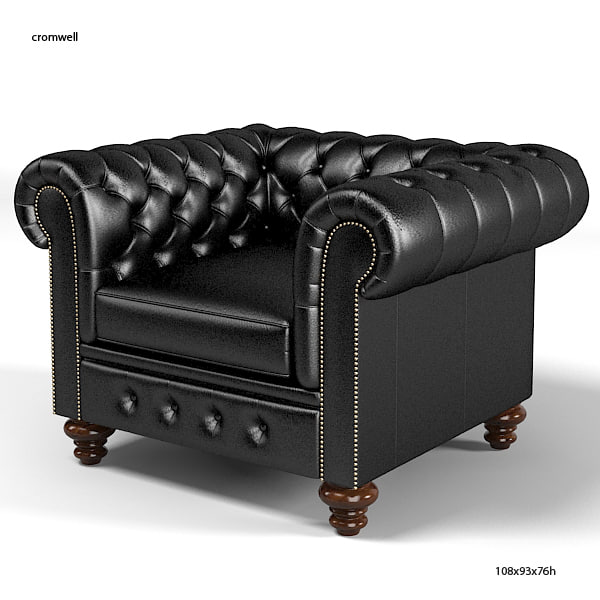cromwell chesterfield traditional tufted classic armchair chair buttoned leather chesterfields1780 .jpg