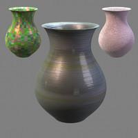 vase boutique 3d max