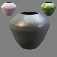 3d vase boutique