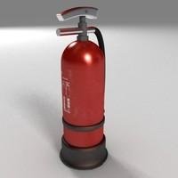 extinguisher x