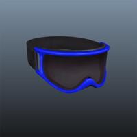 maya ski goggles