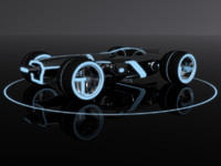 Light Runner Tron Legacy