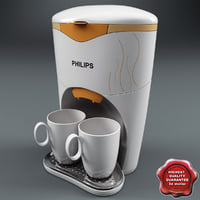 coffee maker philips 3ds