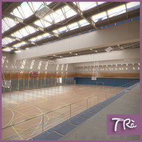 BASKETBALL PAVILION 2