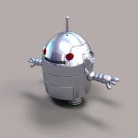 3ds robot robots