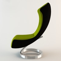 Lounge Chair by Nico Klaber