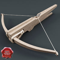 3d medieval crossbow v2