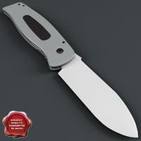 3d smith wesson swat knife
