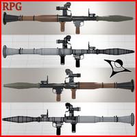 3d model rpg
