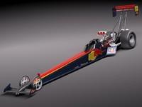 fuel topfuel dragster 2011 3d max