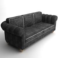 3ds sofa details