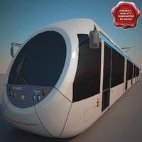 3d athens tram