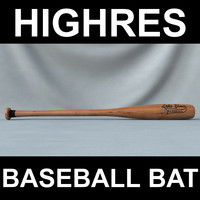 baseball bat 3ds