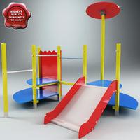 3d playground v9
