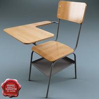 School desk V2