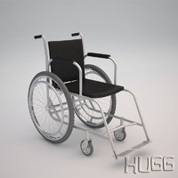 Wheelchair_VRAY