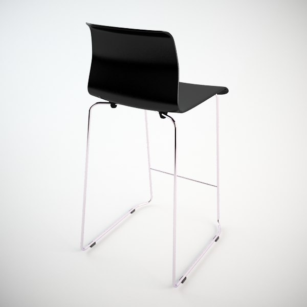 Ikea Glenn Bar Stool Dwg