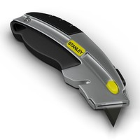 stanley utility knive 3d ma