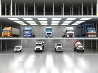 maya 9 trucks