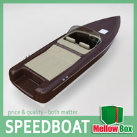 speed boat 01 max