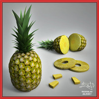 Pineapple fruit + BONUS