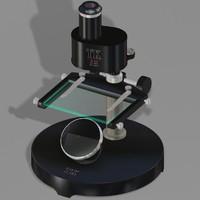 tk dissecting microscope x