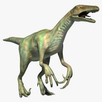 3ds dinosaur adasaurus raptor