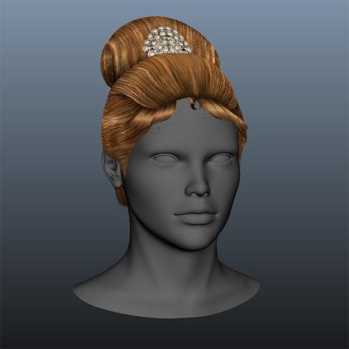 audrey hepburn hair style