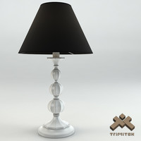 classic table lamp chelini dxf