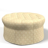 3d classic traditional upholstery
